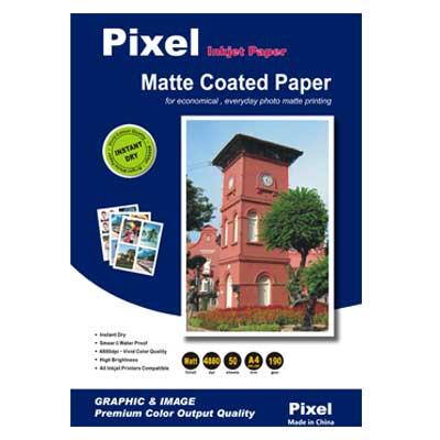 کاغذ کتد 190 گرم آ4 50 برگ