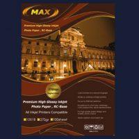 max 13x18 glossy